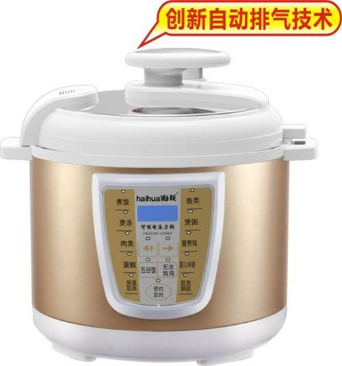 Multi Cooker --Electric Pressure Cooker Haihua Brand(ZH-A505G)