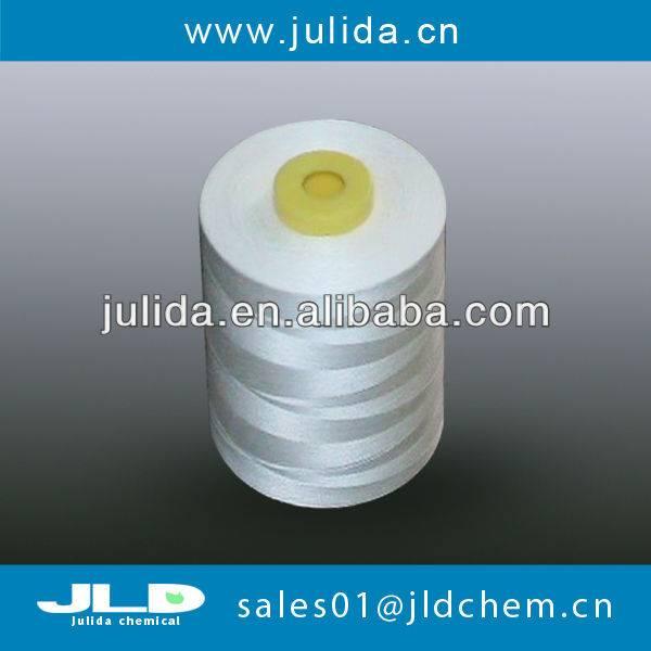 vinylon/ polyester ring spun yarn