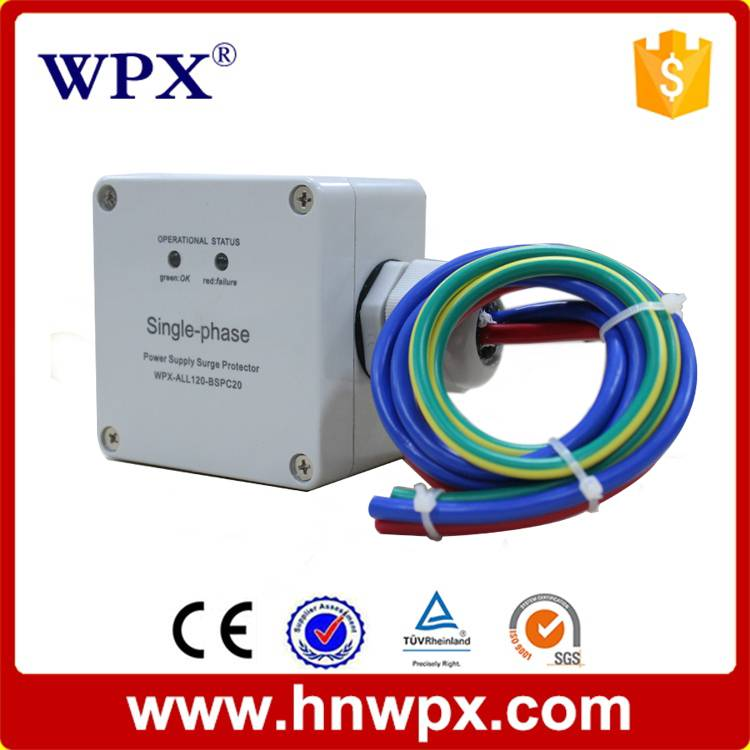 LED Power Surge Protection Device