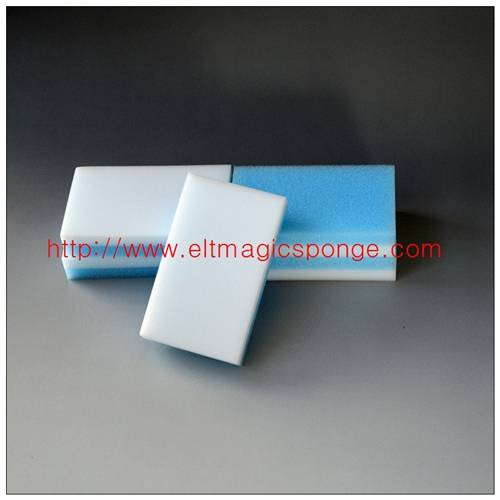 Double Sides 2 Layers Magic Foam Sponge Pad