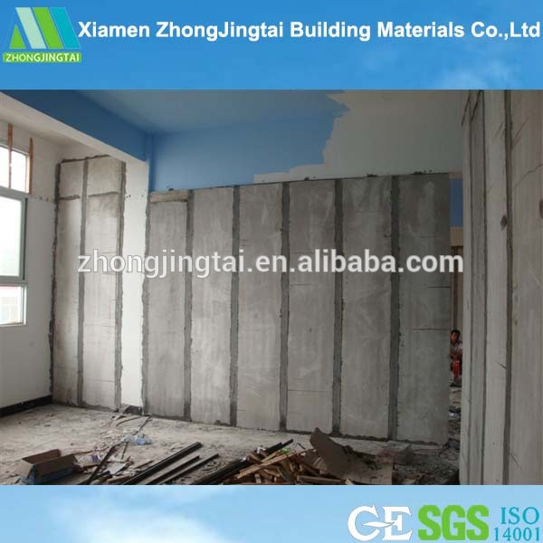 insulation materials eps cement sandwich panel to Middle East