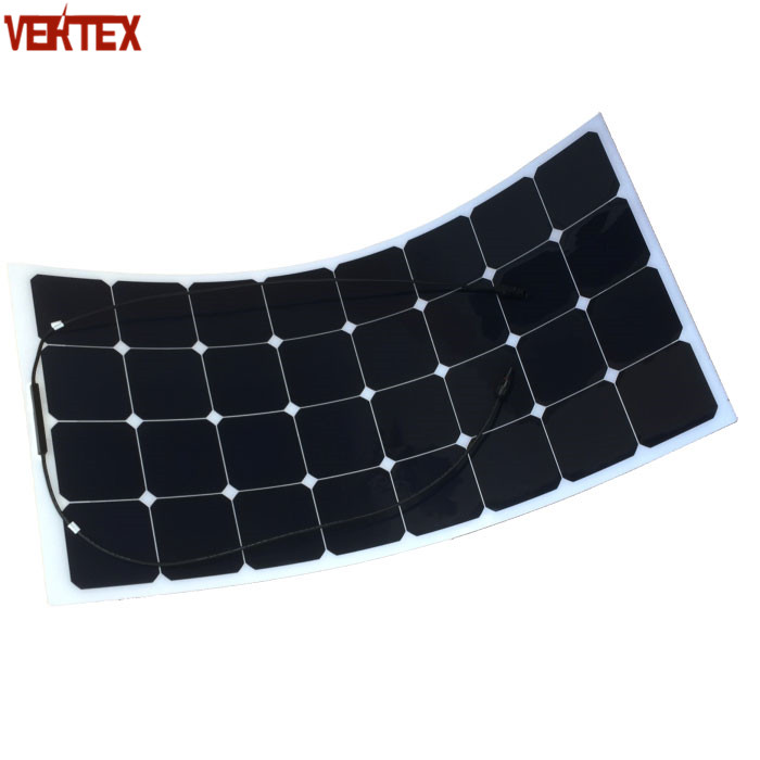 Nice Quality 115W High Efficiency Flexible Solar Hose 1KW Solar Panel 20W 5V 50W