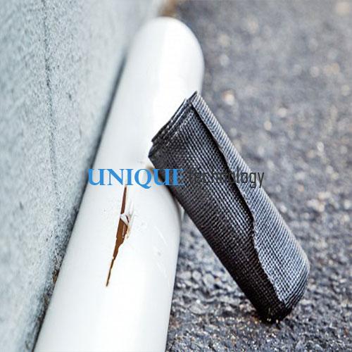 Fast Curing Pipe Repair Bandage Emergency Pipeline Fix Tape Pipe Repair Kit