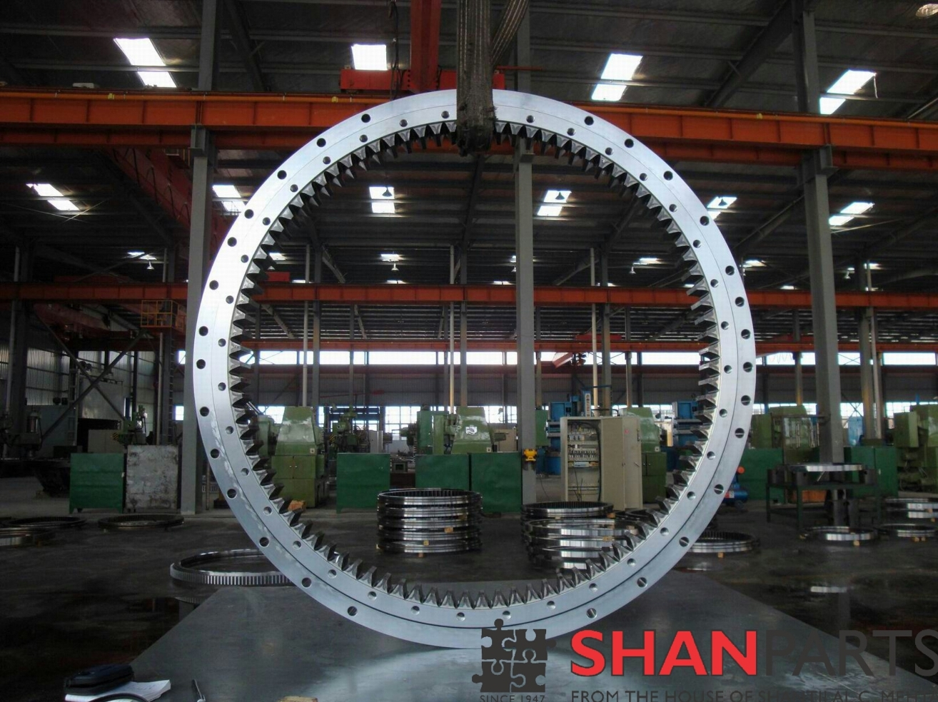 SWING BEARING FOR EXCAVATOR