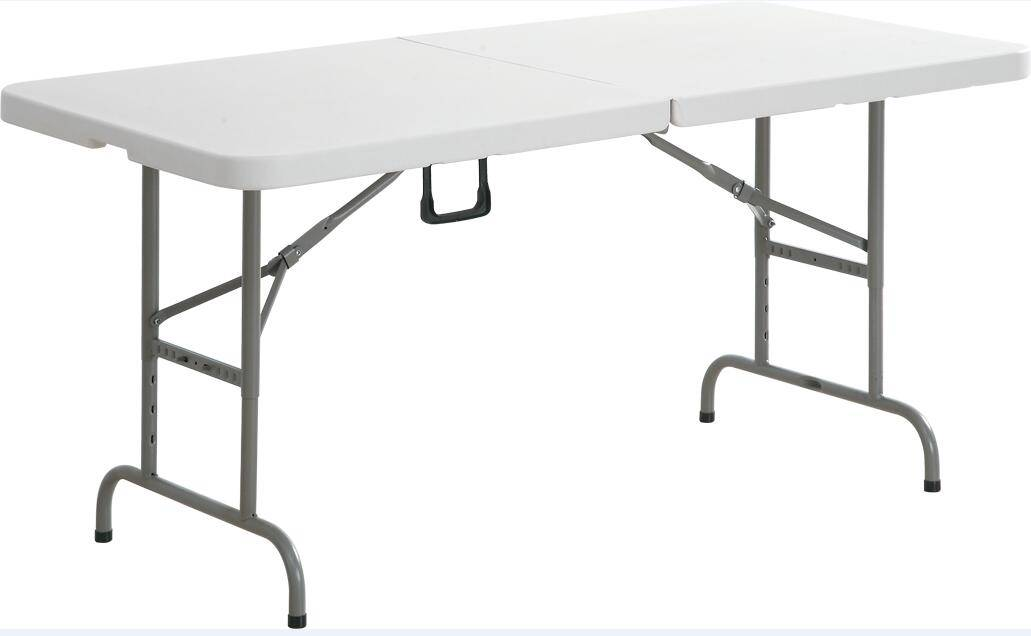 Adjustable Folding in Half Table (YCZ-152ZA)