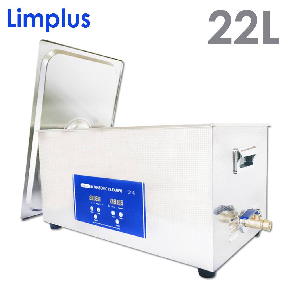 Limplus Ultrasonic Bath With Heater LS-22D
