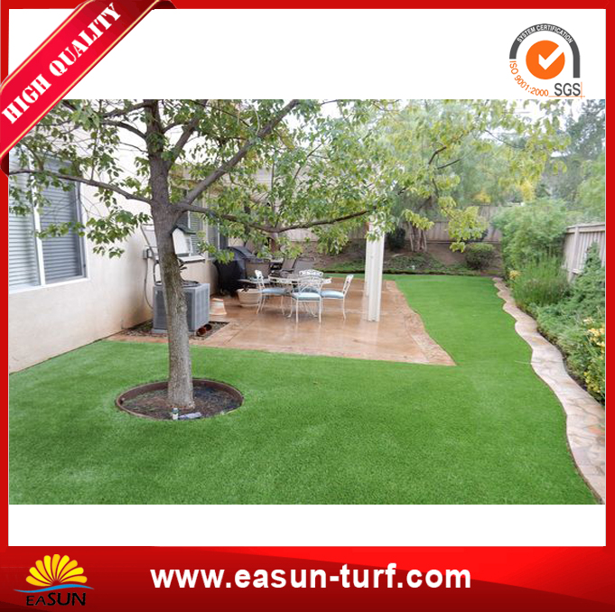 Natural Green Landscape Artificial Grass Synthetic Turf-MY