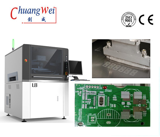 China Professional SMT Solder Paste-FPC Screen Printing Equipment,CW-L8
