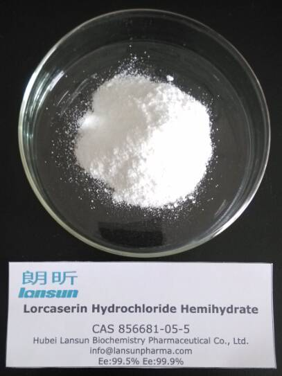 Lorcaserin Hydrochloride Hemihydrate CAS 856681-05-5