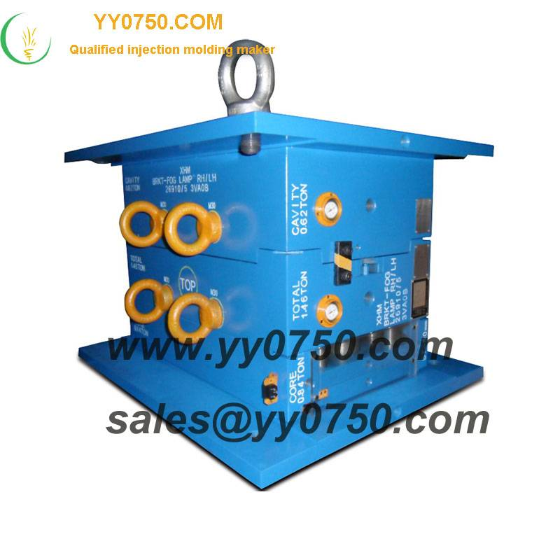 High precision Plastic mould for electronic part