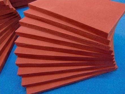 silicone foam pad for heat press machine
