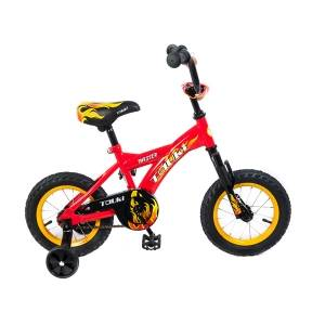 Tauki 12 Inch Kid Bike,Red