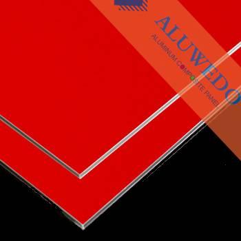 Aluwedo®  PVDF aluminum composite panels