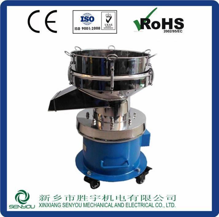 Xinxiang Vibrating Screen Supplier Standard Powder Screening Machine