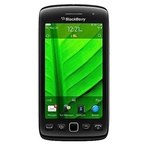 Blackberry 9860 Unlocked Phone with 4GB Internal Memory, OS 7, 3G and 5MP Camera
