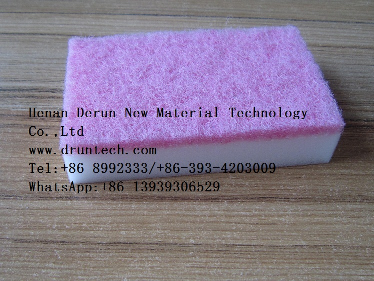 scouring pads cleaning pads household products compressed foam extra power sponge