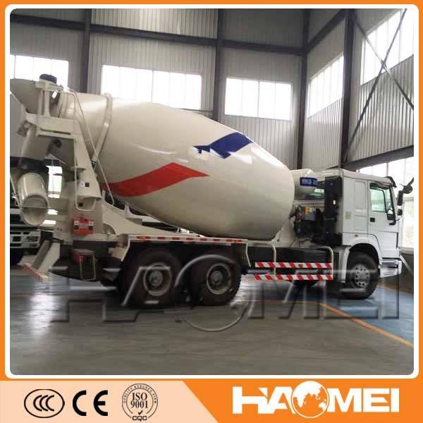 HM12-D Concrete Truck Mixer