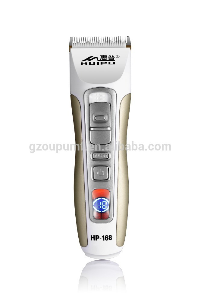 Electric Hair clipper, rechargeable battery for hair trimmer professional Salon