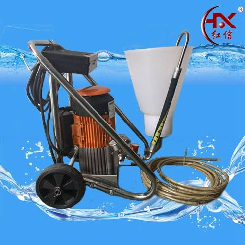 HX-4200 Chemical Electric Grout Pump Polyurethane Spray Foam Machine