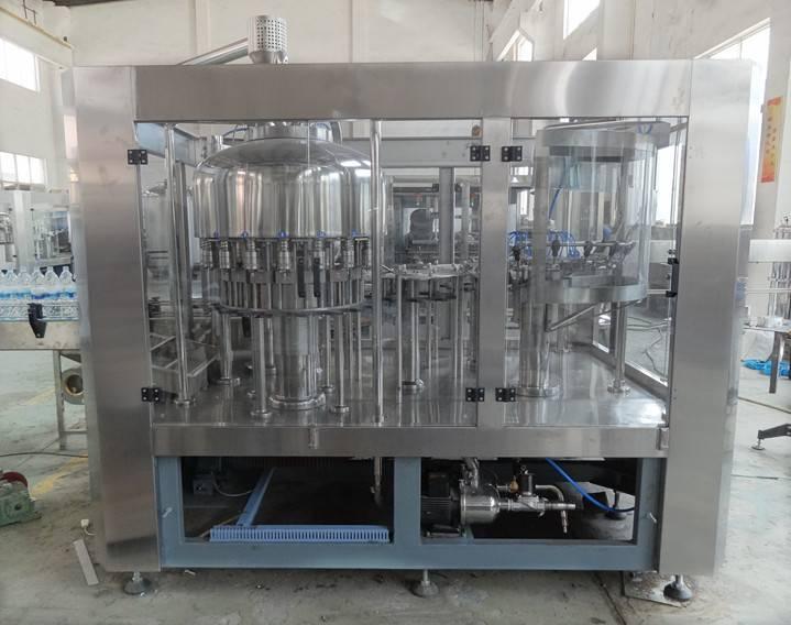 2015 Hot Sale Automatic Water Bottle Making Machine