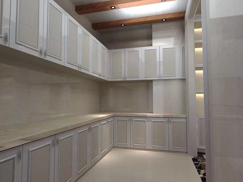 PU foam & aluminium panel with stone patterns