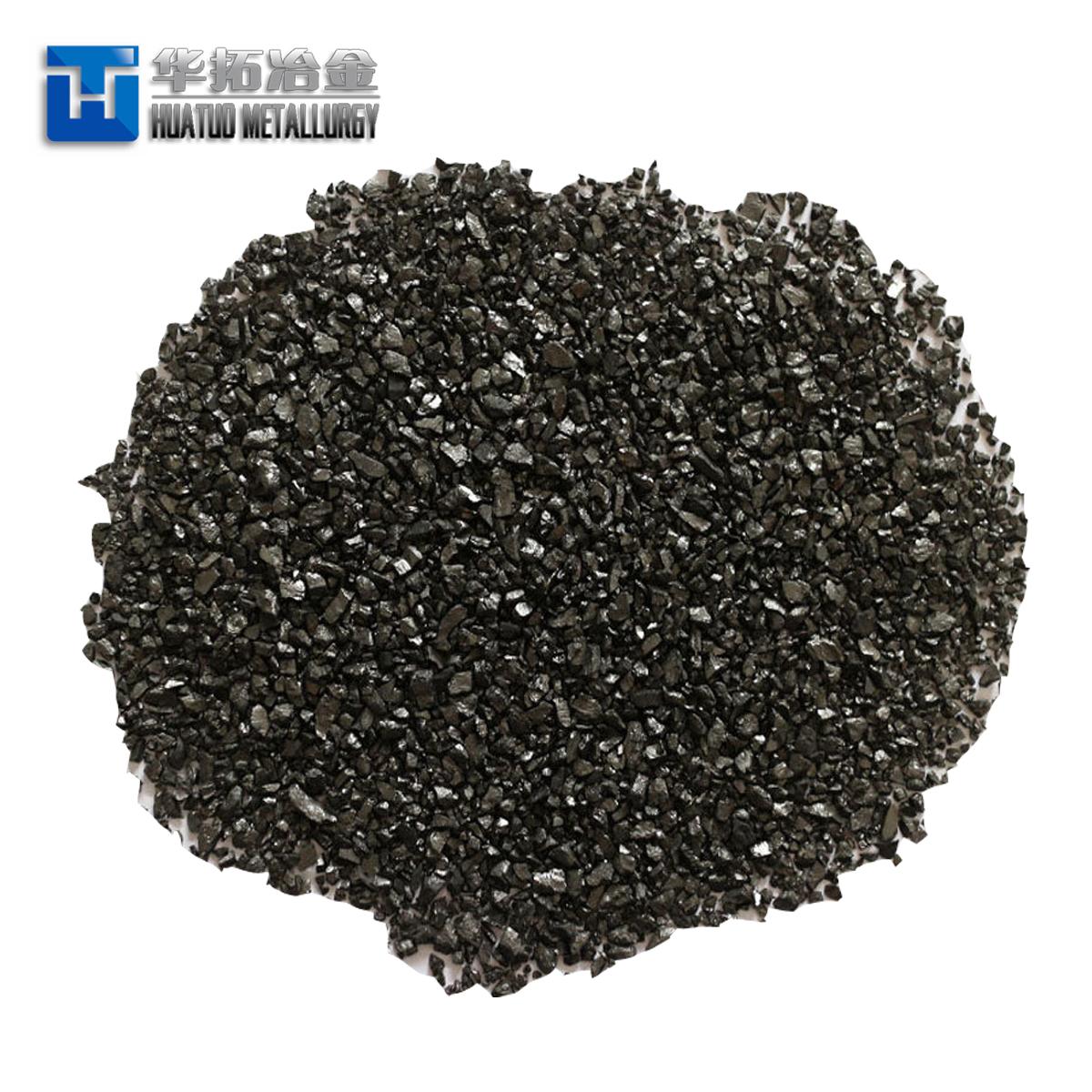 Low Sulfur Calcined Coal Recarburizer/Carbon Raiser