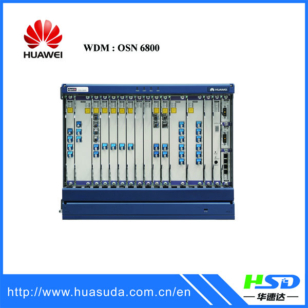 Huawei Osn6800 Intelligent Optical Transmission Platform