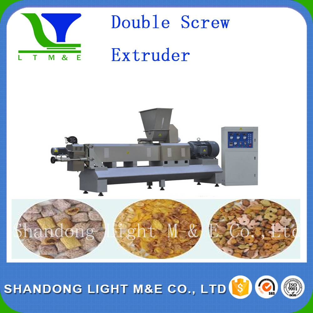 S85 Double -screw Extuder
