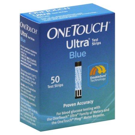 ACCU-CHEK one touch ultra test strips