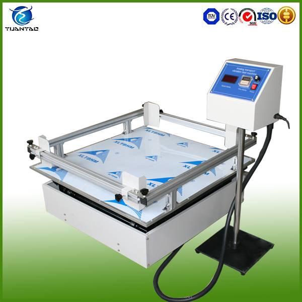 Electronic vibration test simulation transport vibration test machine