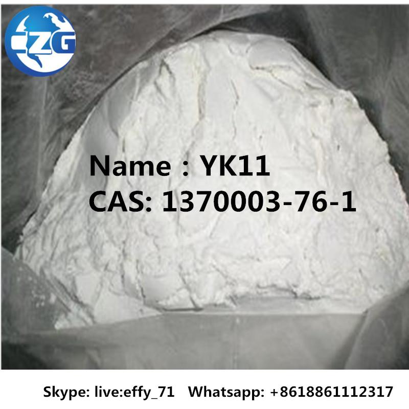 CAS:1370003-76-1 YK11 Sarms powder steroids bodybuilding  YK-11