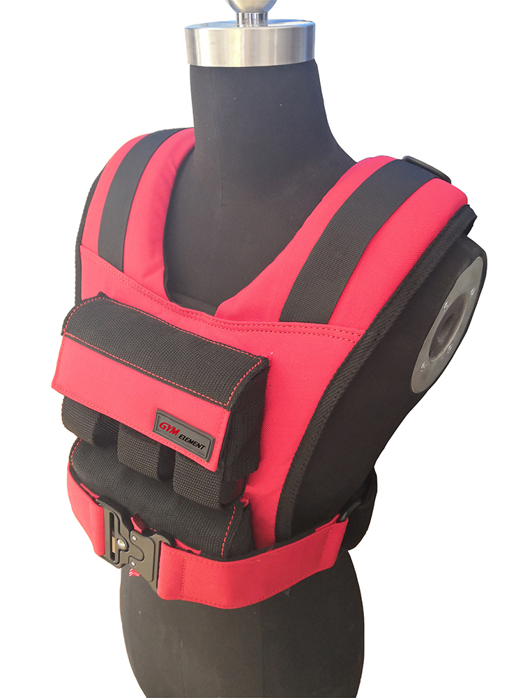 Adjustable Body Wear Weight Vest