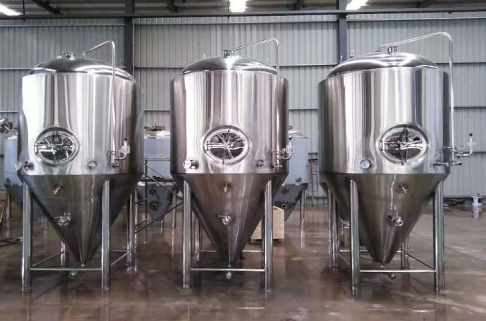 2000L beer brewing equipment, fermentation equipment