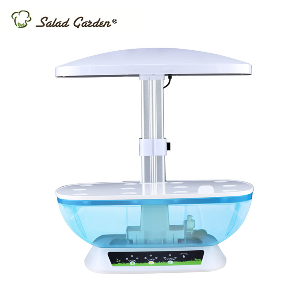 Salad Garden Indoor Smart Hydroponic Planting Equipment for Vegetables / Flowers / Fruits