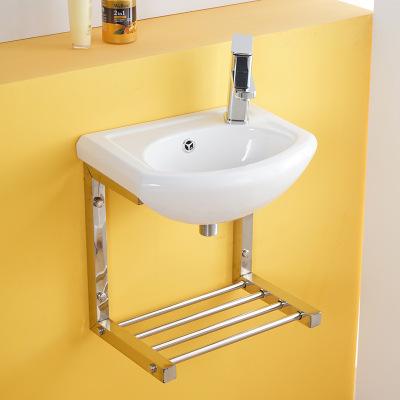 China Supplier Bathroom Wall Hung Wash Hand Sink