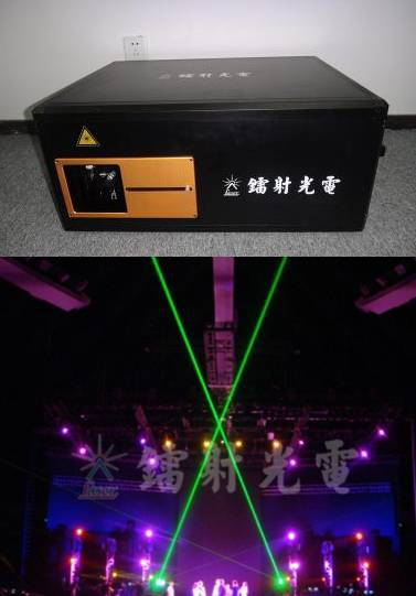 500mw-6w single green laser