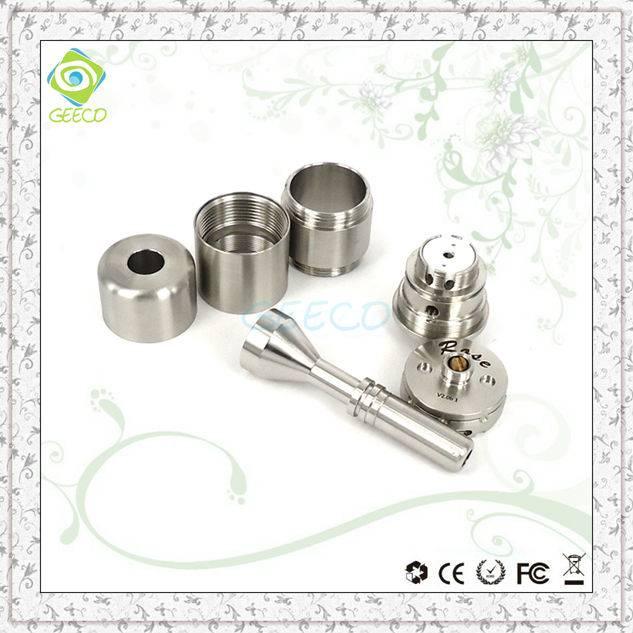 Geeco new arrival Rose atomizer V2 clone Rose V2