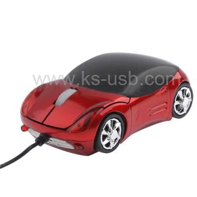 800DPI Car Style USB Optical Mouse