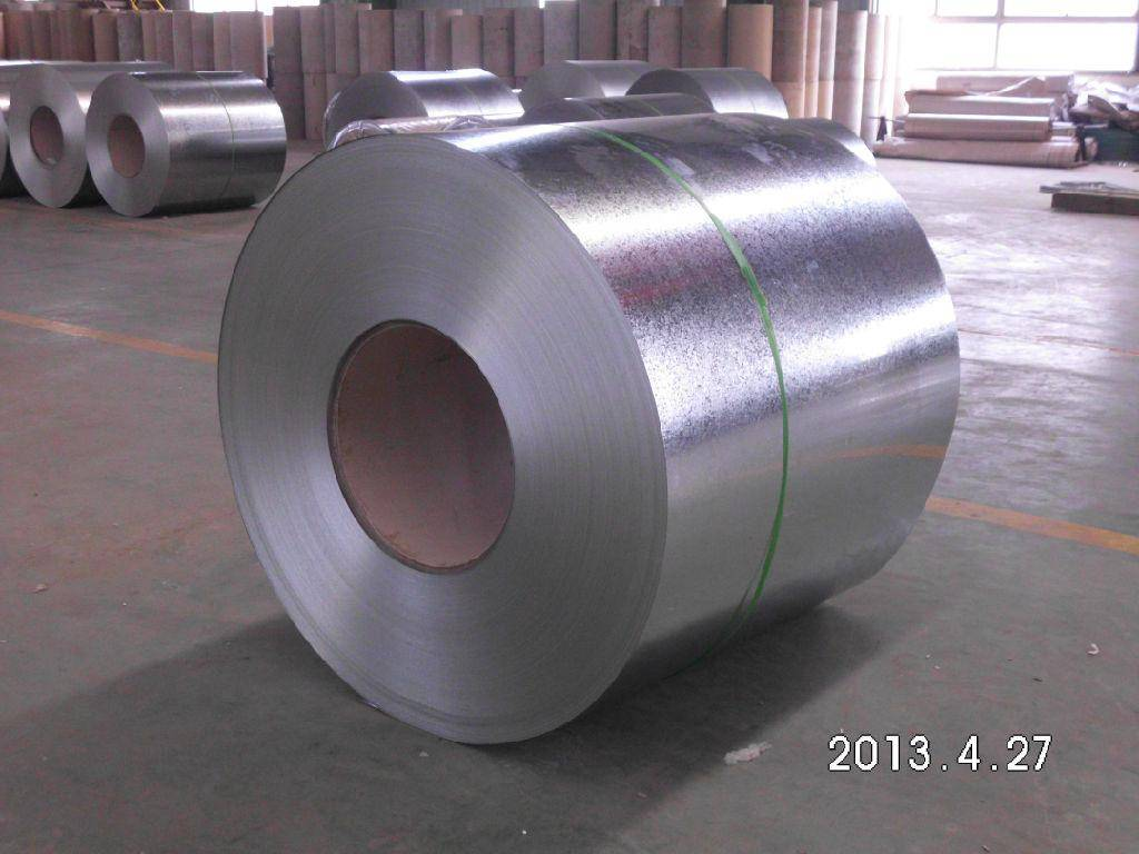 GI hop-dipped galvanized steel coils