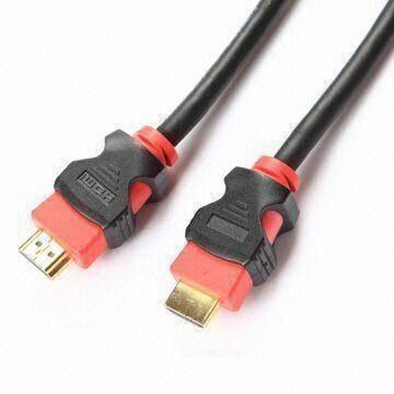 HDMI 19P Male to HDMI 19P Male Twin Color