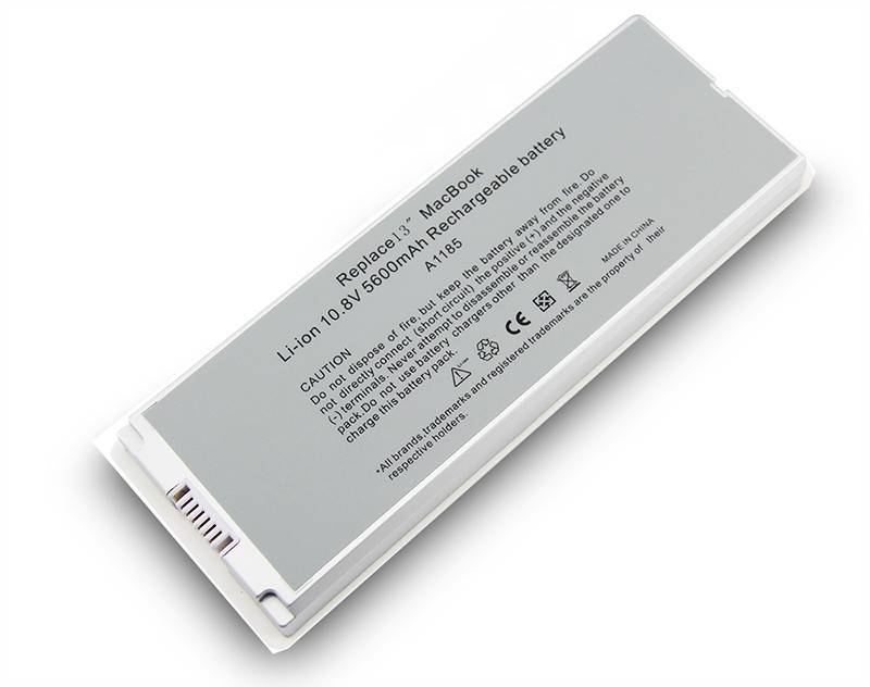"Replacement 10.8v laptop battery A1181 A1185 for Apple MacBook 13"" MA561 MA566 MA255 MA472 MA699 MA7"