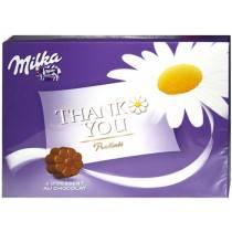 MILKA 120G THANK YOU CHOCOLATES BOX