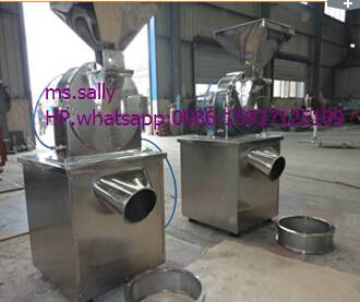 Stainless steel grain grinding machine pepper powder milling machine
