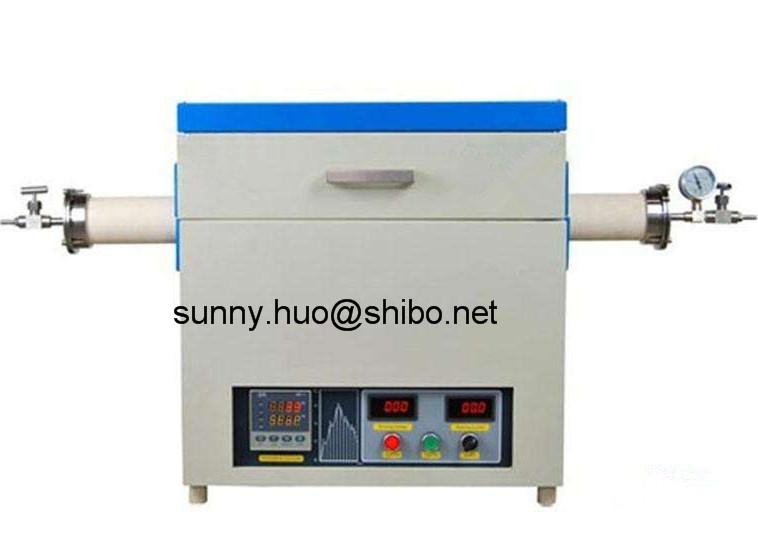 1400C Vacuum tube furnace for Laboratory