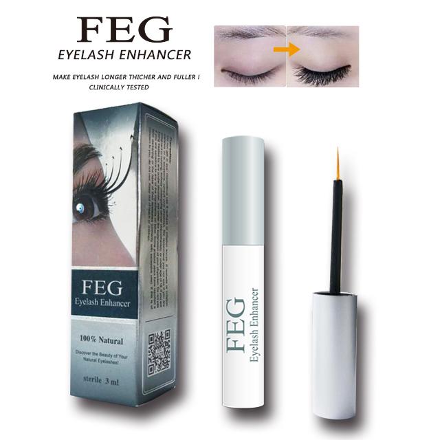 FEG Eyelash Enhancer Gel lash serum eyelash growth