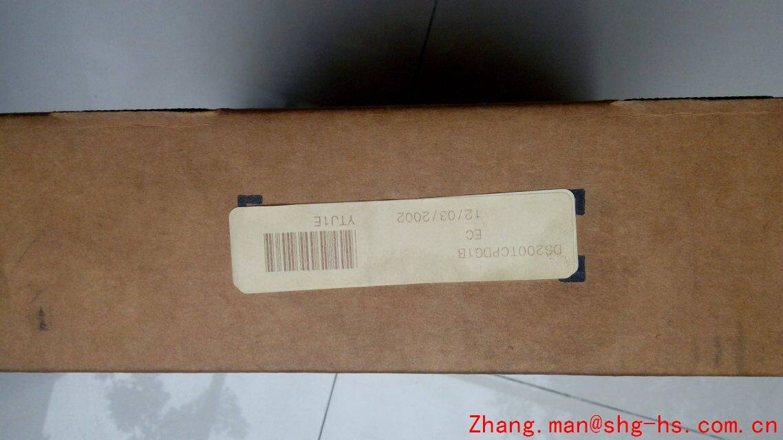 DS200TCPDG1B GE Boards Mark V DS200 gas turbine spares