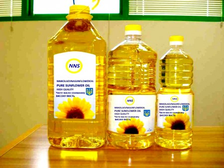 100% PREMIUM HIGH QUALITY REFINED SUNFLOWER OIL
