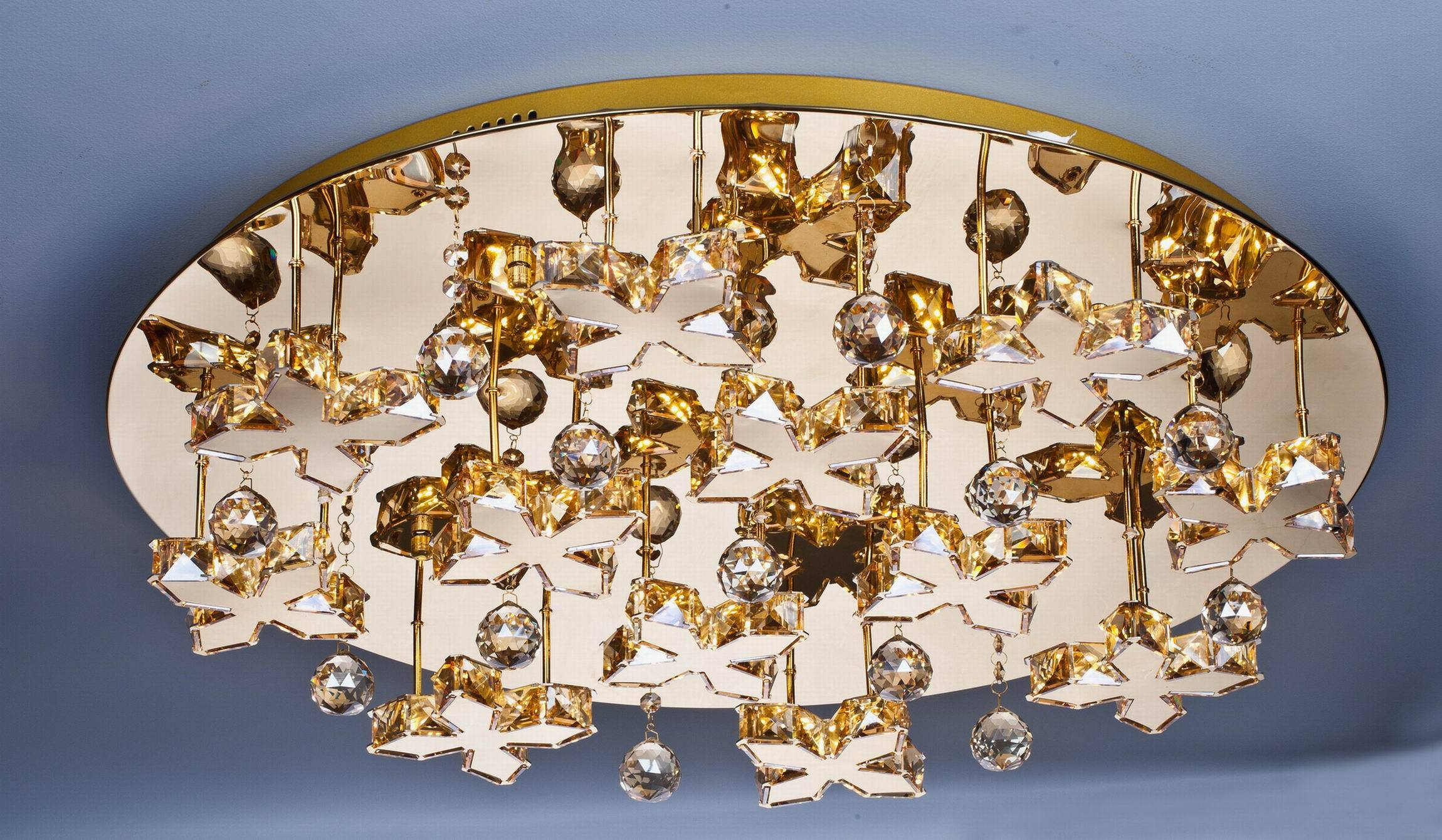 crystal ceiling lamp A483- 88057/48