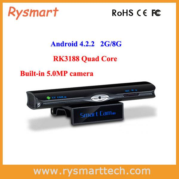 RK3188 quad core 2GB/8GB V3ii android tv box in HDD Player camera