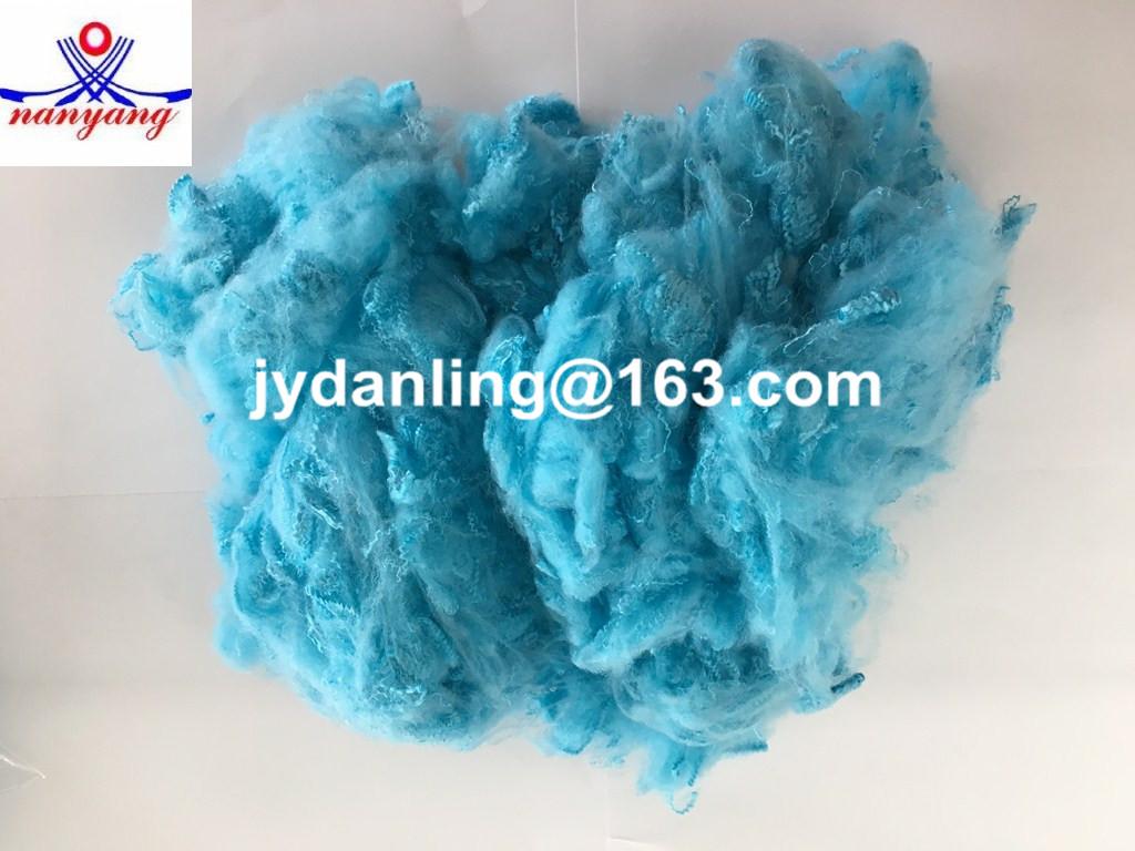 L-Blue Eco-friendly Polyester Staple Fiber